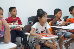 Kursus Bahasa Inggris untuk Anak anak